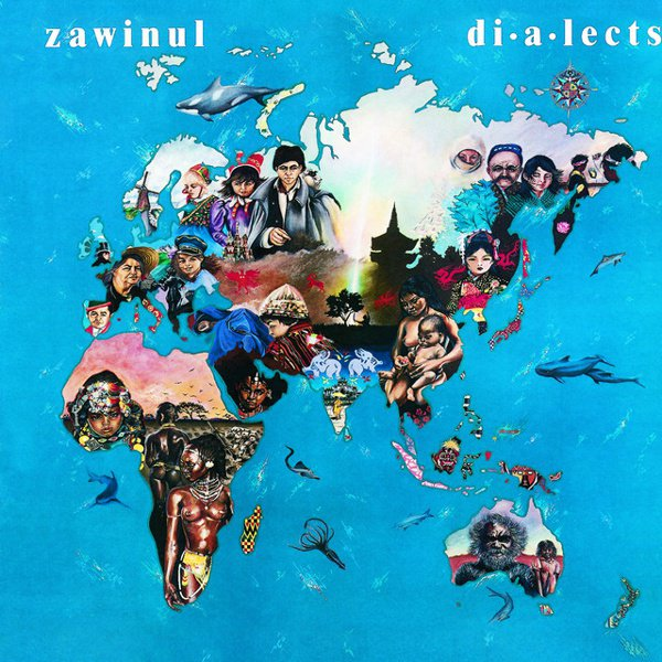 Dialects album cover
