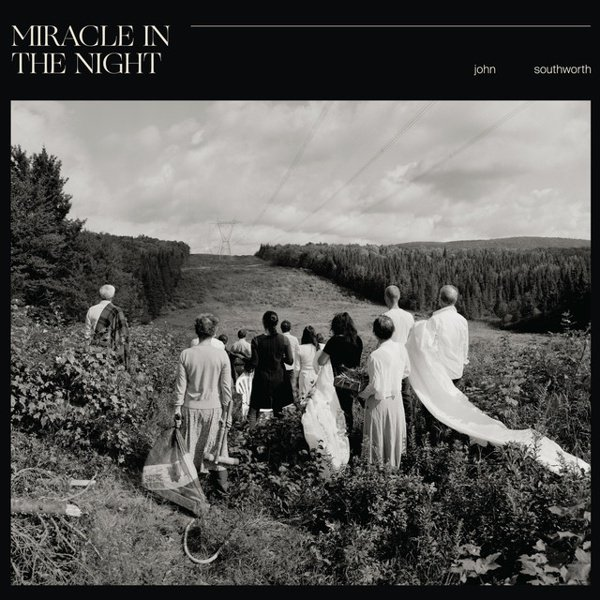 Miracle in the Night album cover