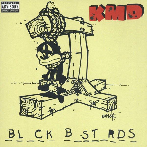 BL_CK B_ST_RDS album cover