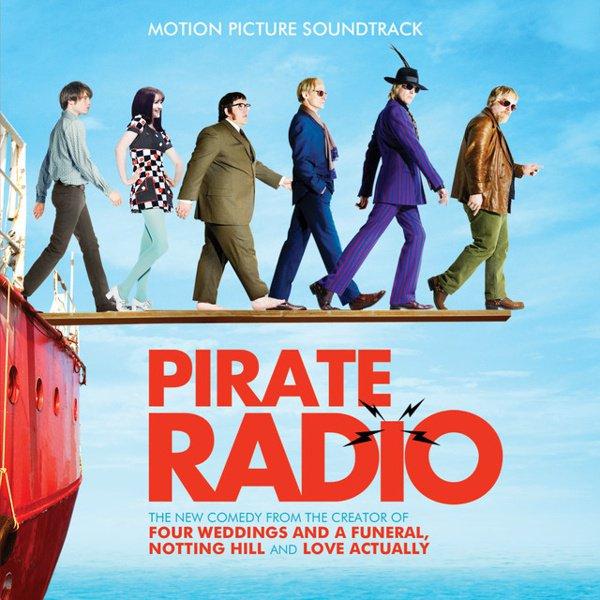 Pirate Radio Motion Picture Soundtrack album cover