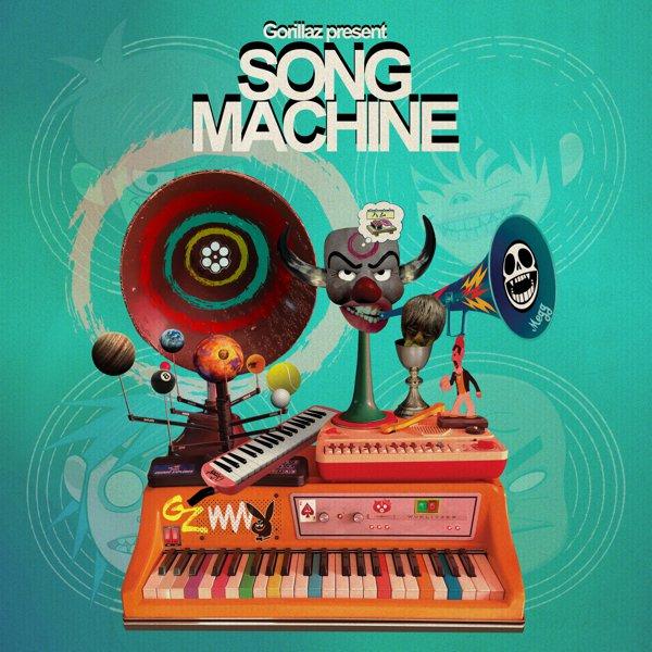 Song Machine, Season One: Strange Timez album cover