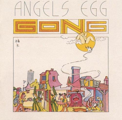 Angel's Egg (Radio Gnome Invisible, Vol. 2) album cover