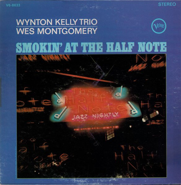 Smokin' at the Half Note album cover