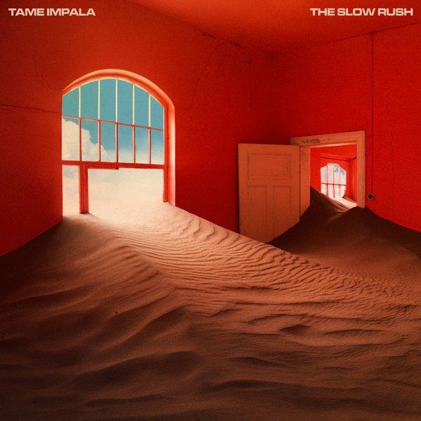 The Slow Rush album cover