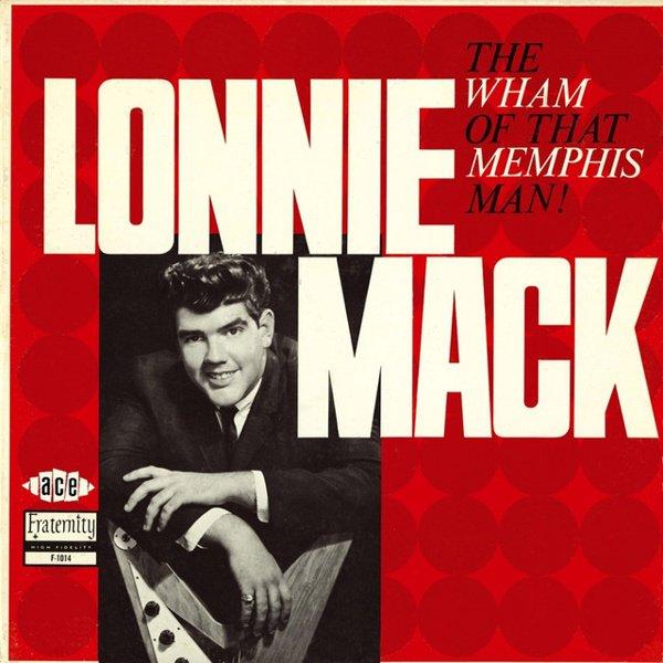 The Wham of That Memphis Man! album cover
