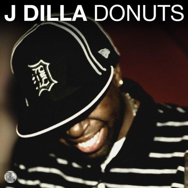 Donuts album cover