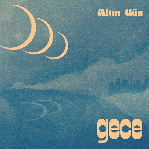Gece album cover