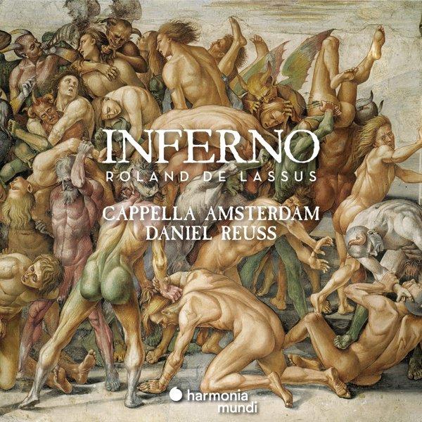 Lassus: Inferno album cover