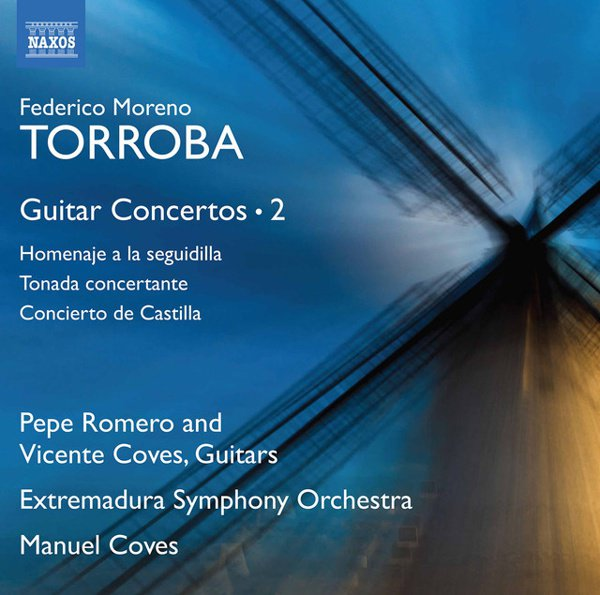 Federico Moreno Torroba: Guitar Concertos, Vol. 2 album cover