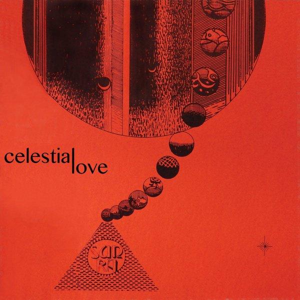 Celestial Love album cover