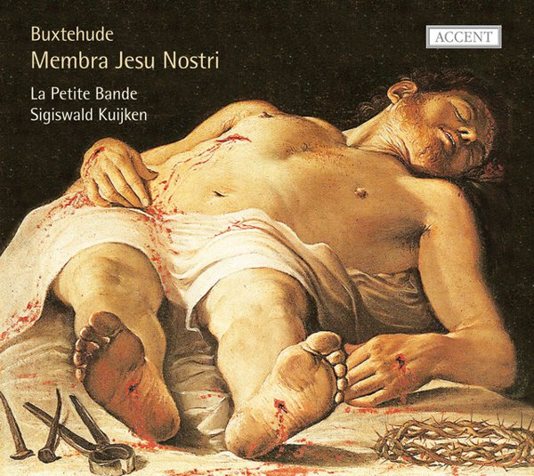 Buxtehude: Membra Jesu Nostri album cover