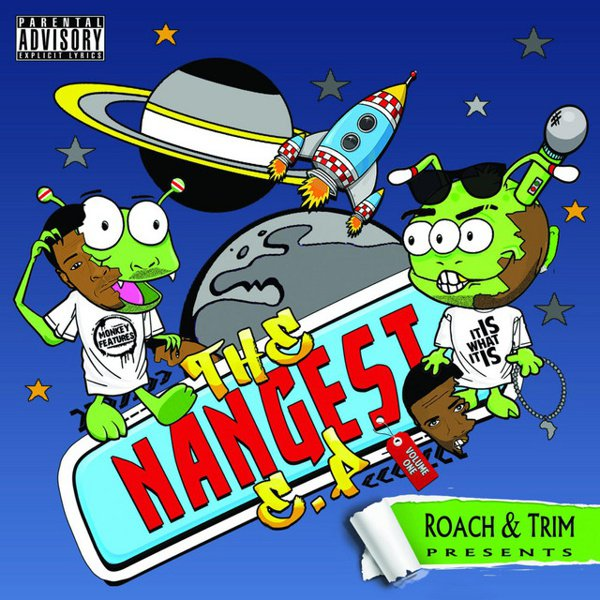 The Nangest EP Vol 1 album cover