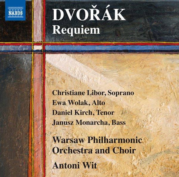 Dvorák: Requiem album cover