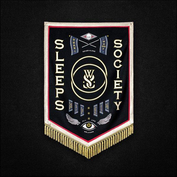 Sleeps Society album cover