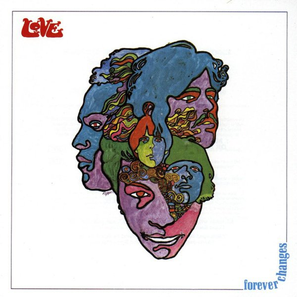 Forever Changes album cover