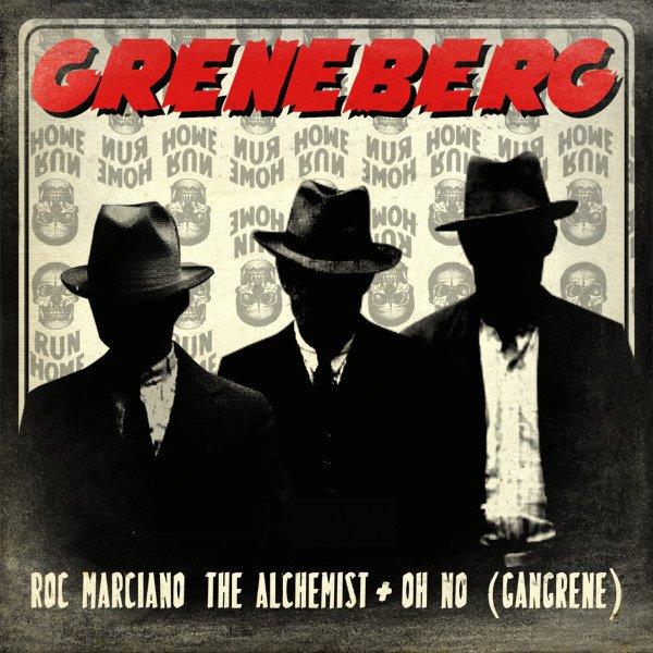 Greneberg album cover
