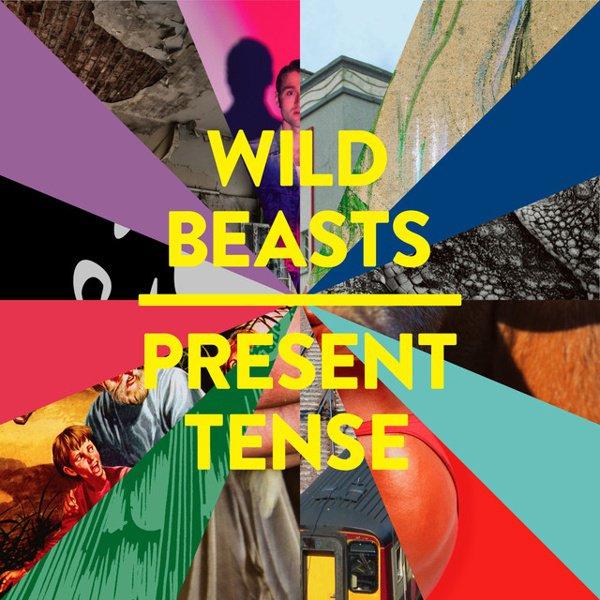 Present Tense album cover