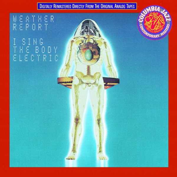 I Sing the Body Electric album cover