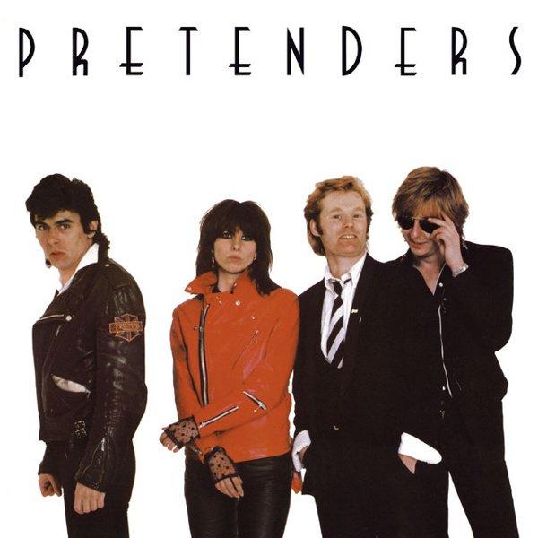 Pretenders album cover