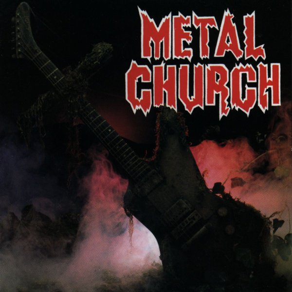 Metal Church album cover