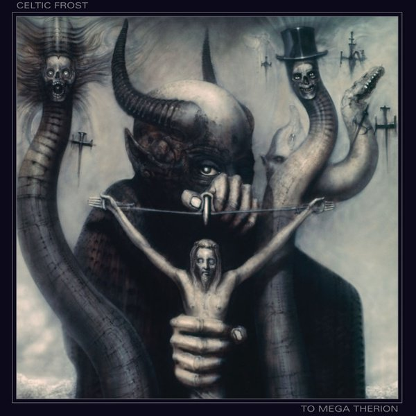 To Mega Therion album cover