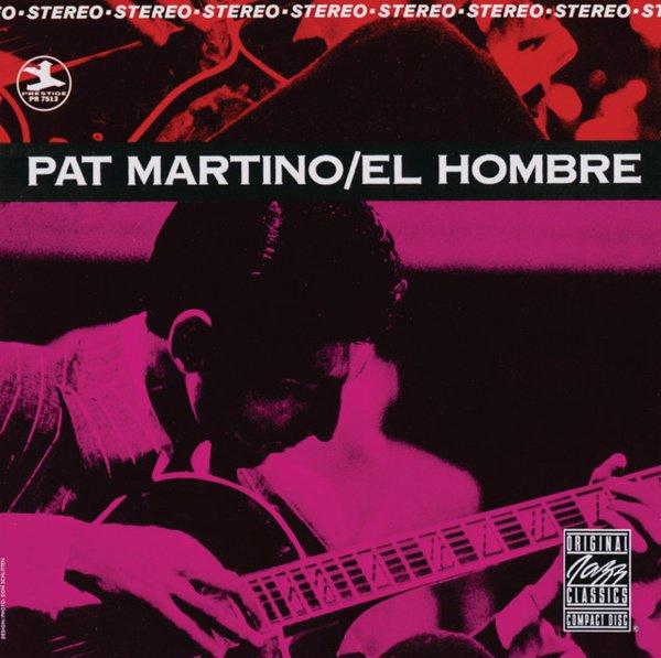 El Hombre album cover