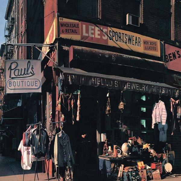 Paul's Boutique album cover