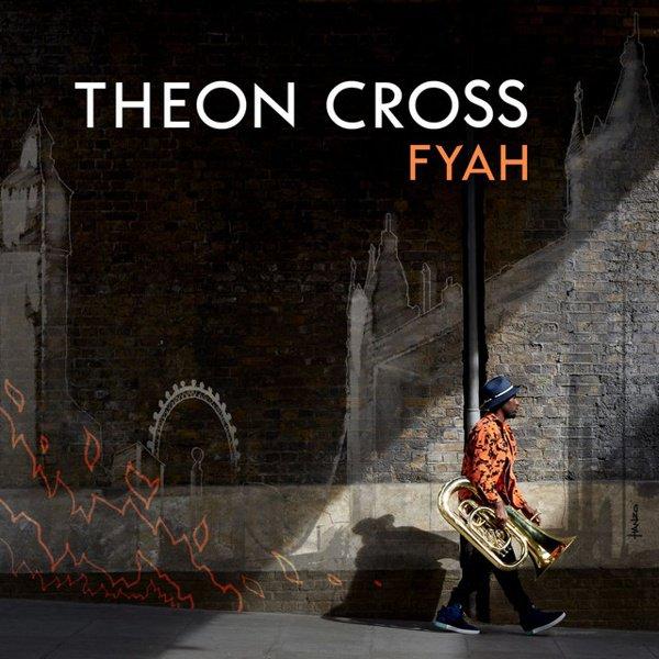 Fyah album cover