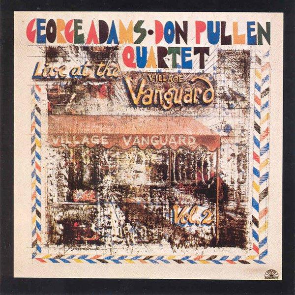 Live at the Village Vanguard, Vol. 2 album cover