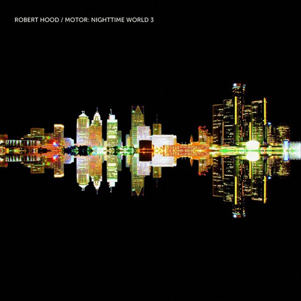 Motor: Nighttime World, Vol. 3 album cover