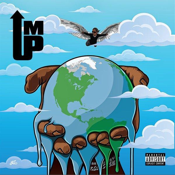 I'm Up album cover