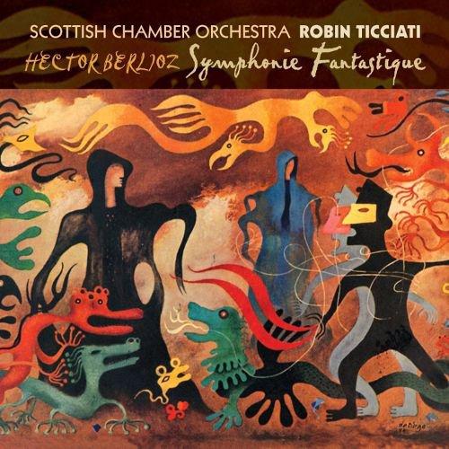 Berlioz: Symphonie Fantastique album cover
