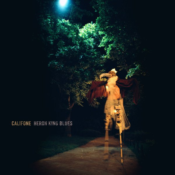 Heron King Blues album cover