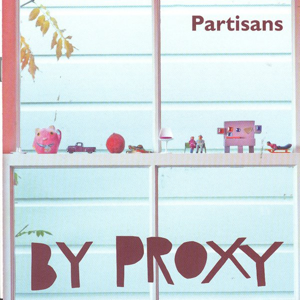 By Proxy album cover