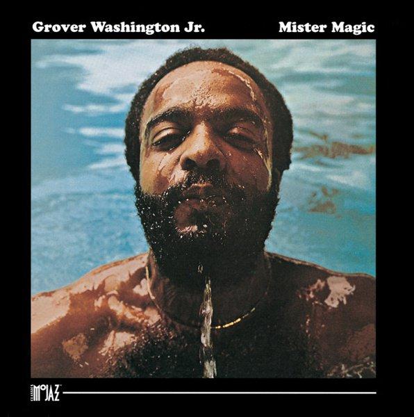 Mister Magic album cover