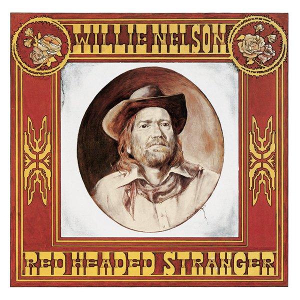 Red Headed Stranger album cover