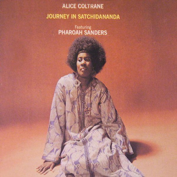 Journey in Satchidananda album cover