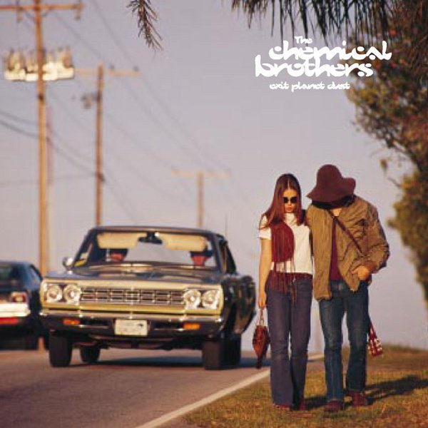 Exit Planet Dust album cover