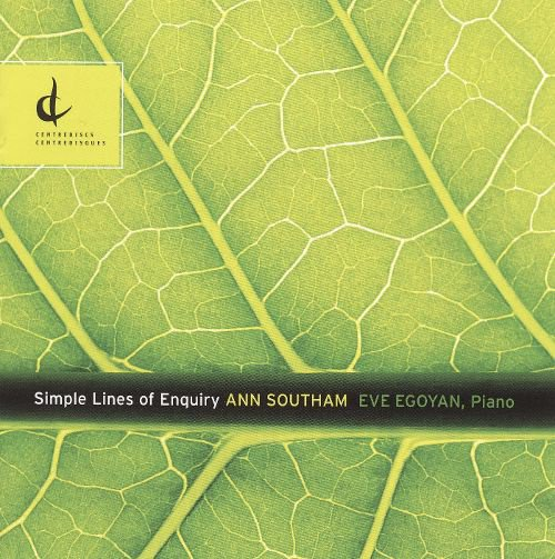 Simple Lines of Enquiry album cover