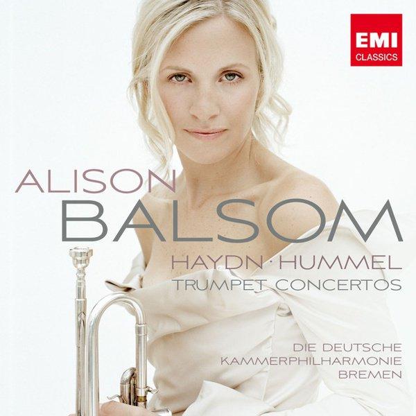 Haydn, Hummel: Trumpet Concertos album cover