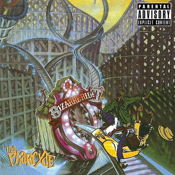 Bizarre Ride II the Pharcyde album cover