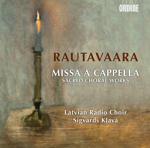 Rautavaara: Missa a Cappella album cover