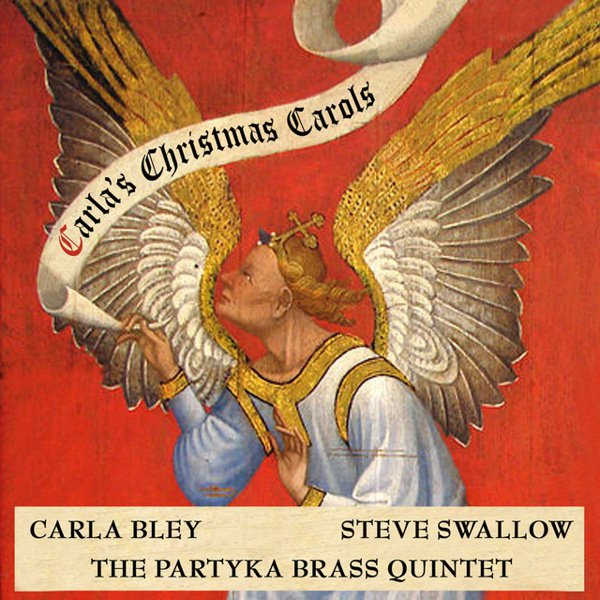 Carla's Christmas Carols album cover