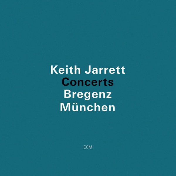 Concerts: Bregenz/München album cover