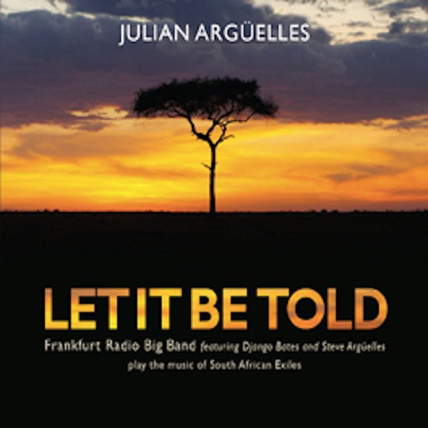 Let It Be Told album cover