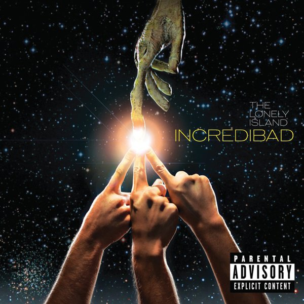Incredibad album cover