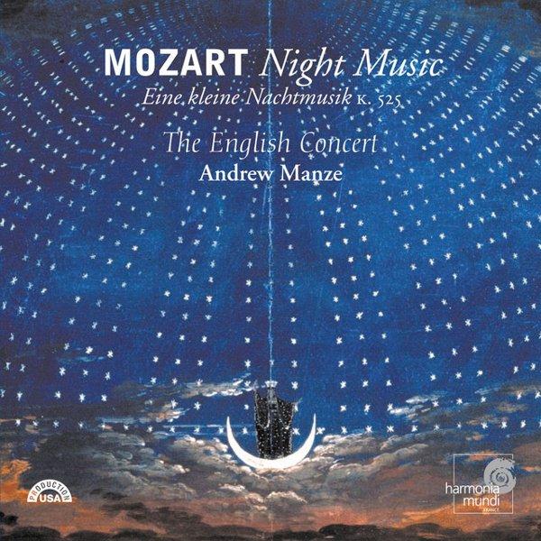 Mozart: Eine kleine Machtmusik album cover