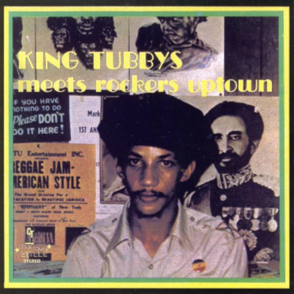 King Tubbys Meets Rockers Uptown album cover