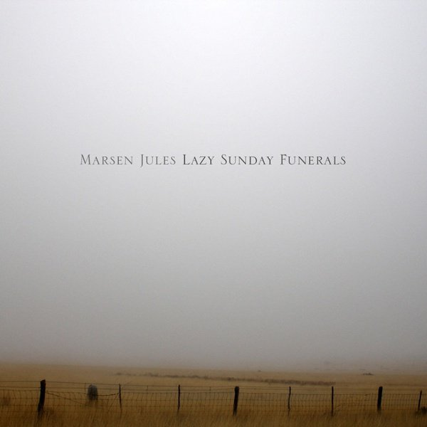 Lazy Sunday Funerals album cover