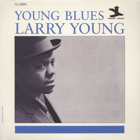 Young Blues album cover